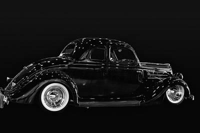 Photograph - Black On Black  by Bill Dutting
