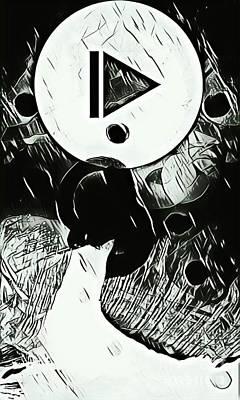 Keith Richards - Black Rein by Marie Ward-Alonge