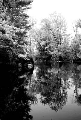 Photograph - Black River 6 by JGracey Stinson