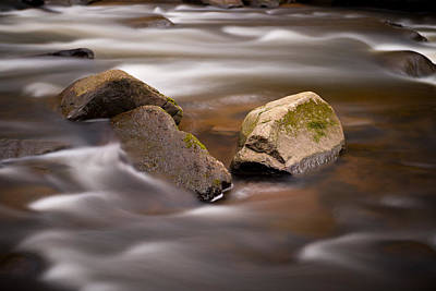 Photograph - Black River Flow by Mark Robert Rogers