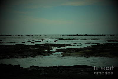 Photograph - Black Rock Beach by Mini Arora