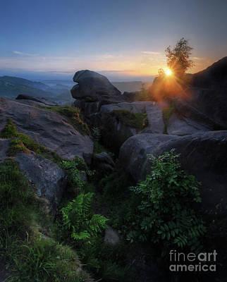 Photograph - Black Rocks 12.0 by Yhun Suarez