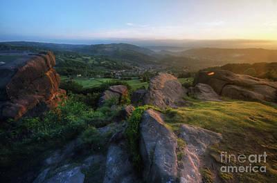 Photograph - Black Rocks 13.0 by Yhun Suarez