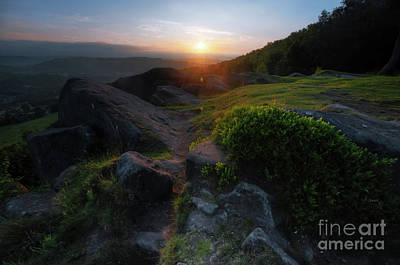 Photograph - Black Rocks 8.0 by Yhun Suarez
