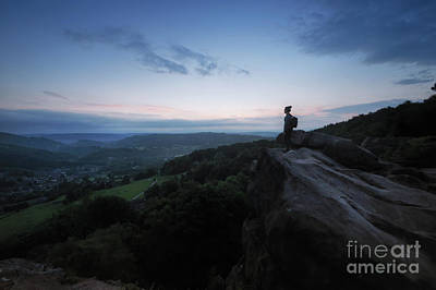 Photograph - Black Rocks 9.0 by Yhun Suarez