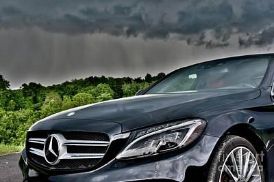 Editoria Photograph - Black Storm by Jeramey Lende