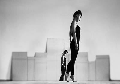 Ambition Photograph - Black Swan by Kirill Wright
