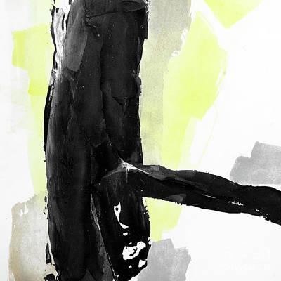 Wall Art - Painting - Black Tints 1 by Chris Paschke