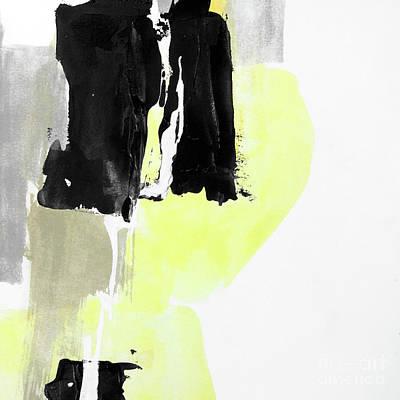 Wall Art - Painting - Black Tints 2 by Chris Paschke