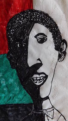 Socialism Mixed Media - Black/white Potus by Don Koester