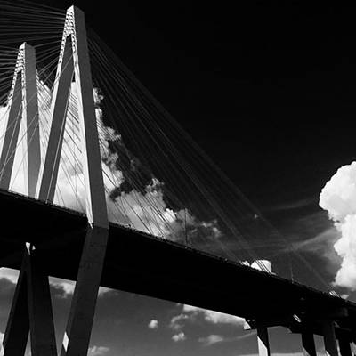 Photograph - Bridge by Adam Graser