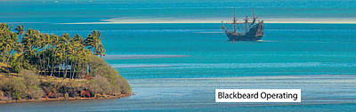 Photograph - Blackbeard Operating by Dan McManus