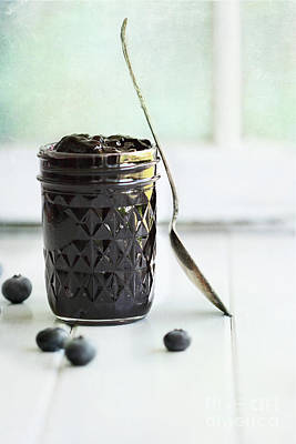 Photograph - Blackberry Preserves by Stephanie Frey