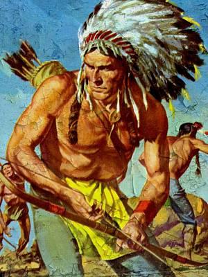 Blackfoot 11 Art Print