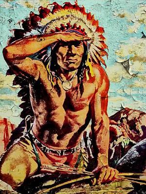 Blackfoot 8 Art Print