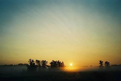 Blackford County Morning Original by Gene Linder