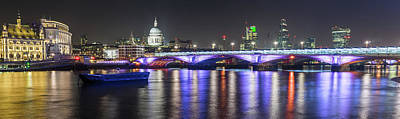Photograph - Blackfriars by James Billings