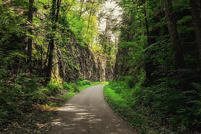 Photograph - Blackhand Gorge Main Trail by Tom Mc Nemar