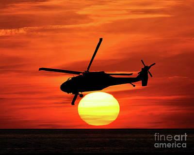 Photograph - Blackhawk Beach by Al Powell Photography USA