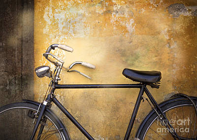 Photograph - Blackhawk Bicycle by Craig J Satterlee