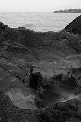 Photograph - Blackrock Lighthouse by Dylan Punke