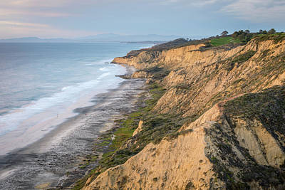 Photograph - Blacks Beach From Gliderport by Alexander Kunz