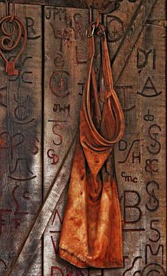 Blacksmith Apron Art Print
