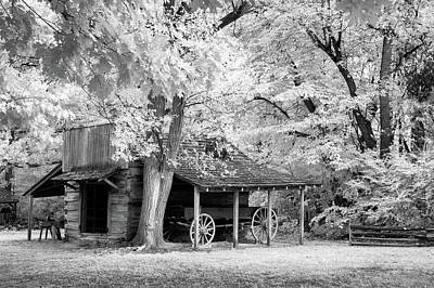 Photograph - Blacksmith Shed by James Barber