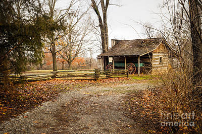 Photograph - Blacksmith Shop by Imagery by Charly