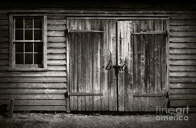 Photograph - Blacksmith's Shoppe by Debra Fedchin