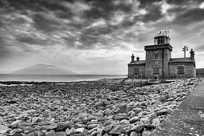 Photograph -  Blacksod Lighthouse  by Martina Fagan