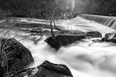 Photograph - Blackstone Gorge 2 by Brian Hale
