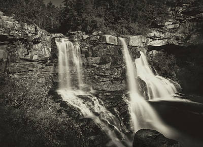 Photograph - Blackwater Falls by Art Cole