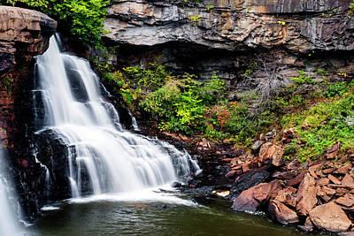 Photograph - Blackwater Falls In Autumn  by Vishwanath Bhat