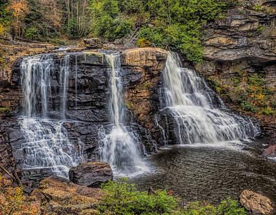 Wall Art - Photograph - Blackwater Falls by Martin Belan