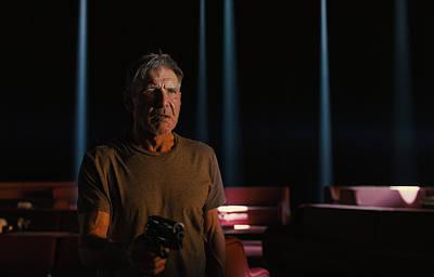 Portraits Digital Art - Blade Runner 2049 by Super Lovely