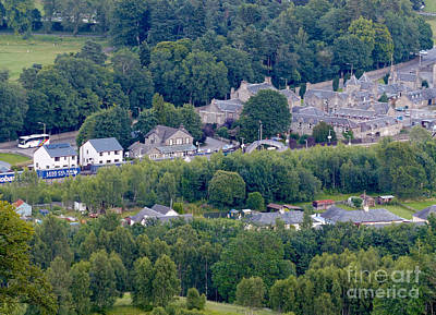 Photograph - Blair Atholl - Perthshire by Phil Banks