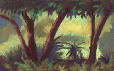 Blake Gardens Art Print