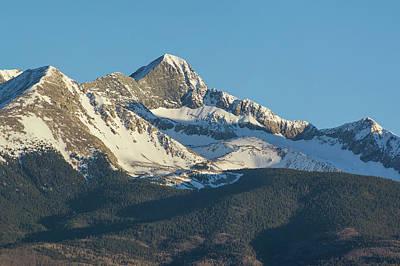 Photograph - Blanca Peak by Aaron Spong