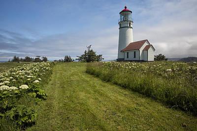 Photograph - Blanco Lighthouse by Jon Glaser