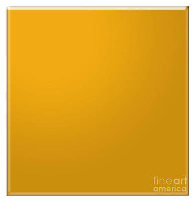 Digital Art - Blank Artist Created Golden Shade Background For Pillows Shower Curtains Duvet Covers Phone Cases by Navin Joshi