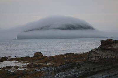 Photograph - Blanket Of Fog by Living Color Photography Lorraine Lynch