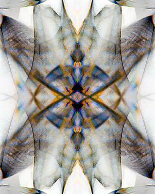 Test Pattern Digital Art - Blanket_0016 by Alex W McDonell