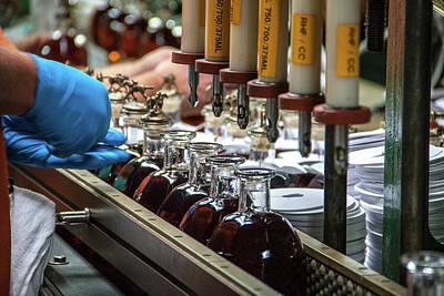 Photograph - Blanton's Bourbon by John Daly