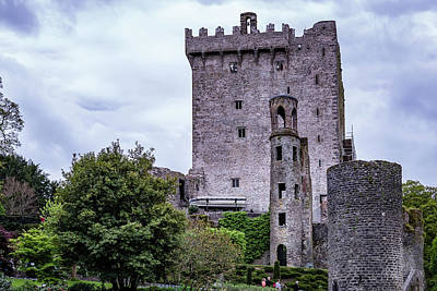 Blarney Castle - Blarney Ireland Art Print