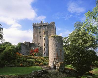 Blarney Castle, Co Cork, Ireland Art Print by The Irish Image Collection