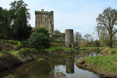 Photograph - Blarney Castle by Marie Leslie