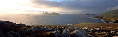 Blasket Islands Co Kerry Ireland Art Print by Panoramic Images