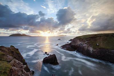 Photograph - Blasket View by Peter McCabe