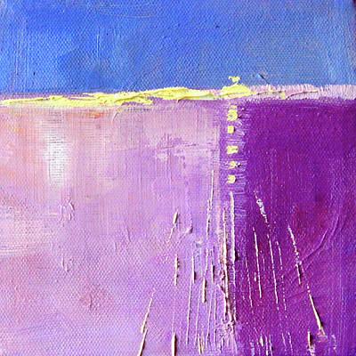 Painting - Blast Off by Nancy Merkle